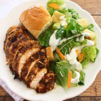 Grilled Southwest Chicken