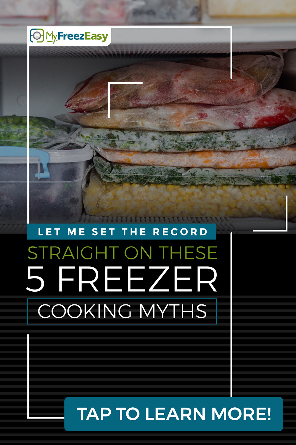 freezer cooking myths