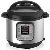 Instant Pot 6 Quart, 7-in-1 Electric Pressure Cooker