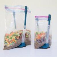 Freezer Meal Bag Holders (Set of 2)