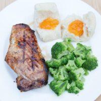 Brown Sugar & Balsamic Pork Chops