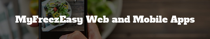 web and mobile apps