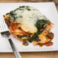Spinach Ravioli Lasagna - MyFreezEasy
