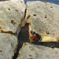 BBQ Chicken Quesadillas - MyFreezEasy