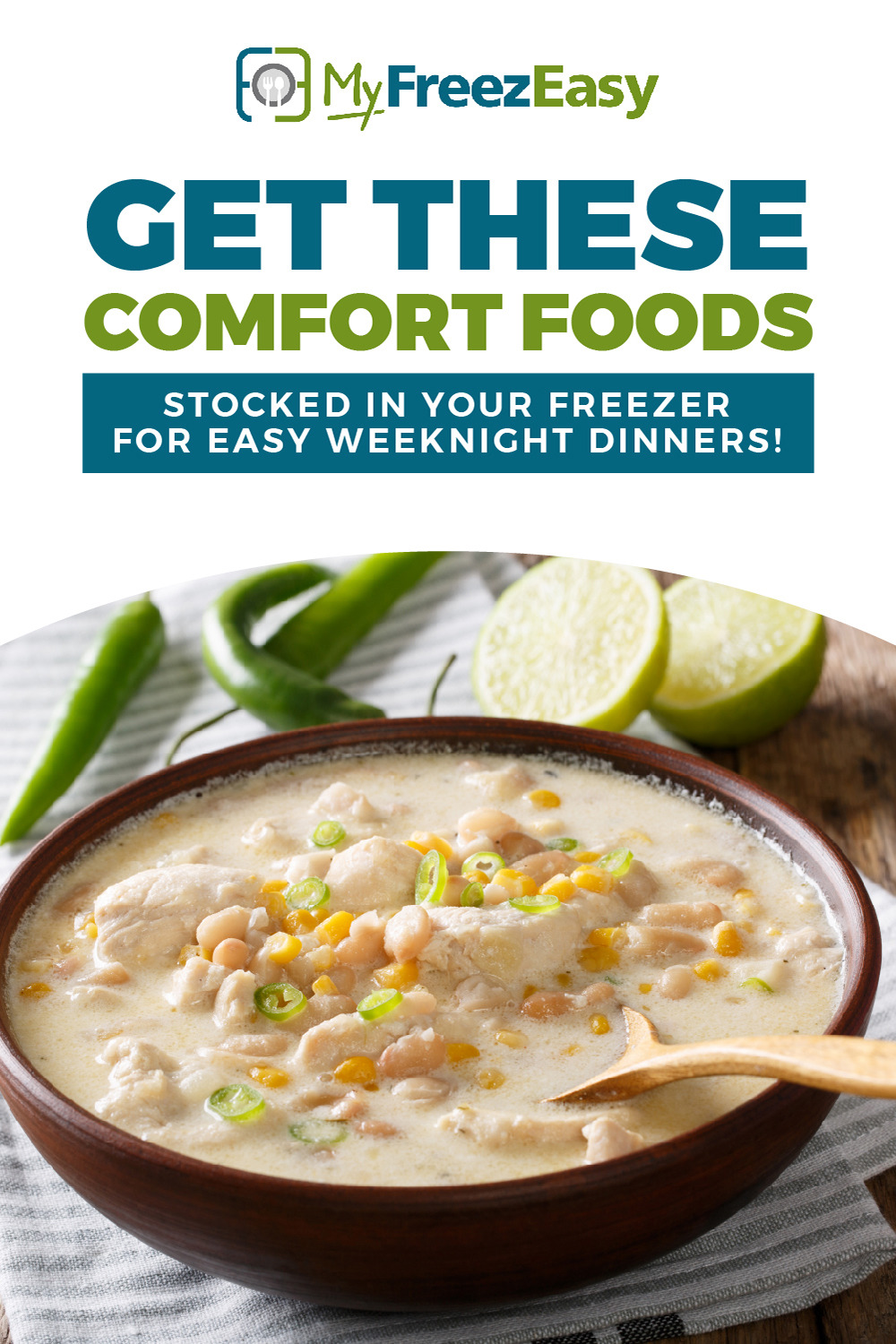 make ahead comfort food recipes