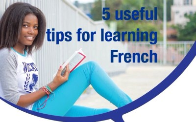 5 Useful Tips for Learning French (Part 1).