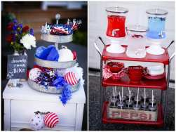 4th july-For the food