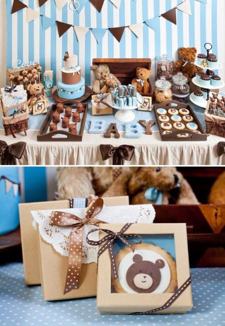Teddy-bear-Nice decoration