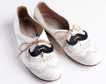 Mustache-Shoes