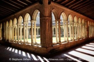 Saint Emilion Cloister