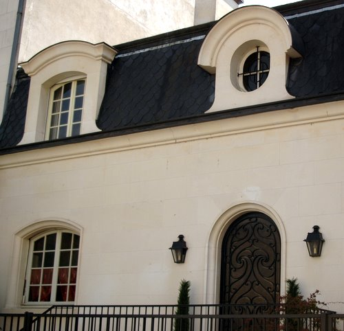 Joanne's home in Tours 1