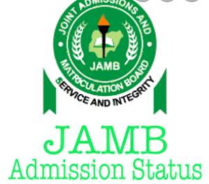 Jamb admission check