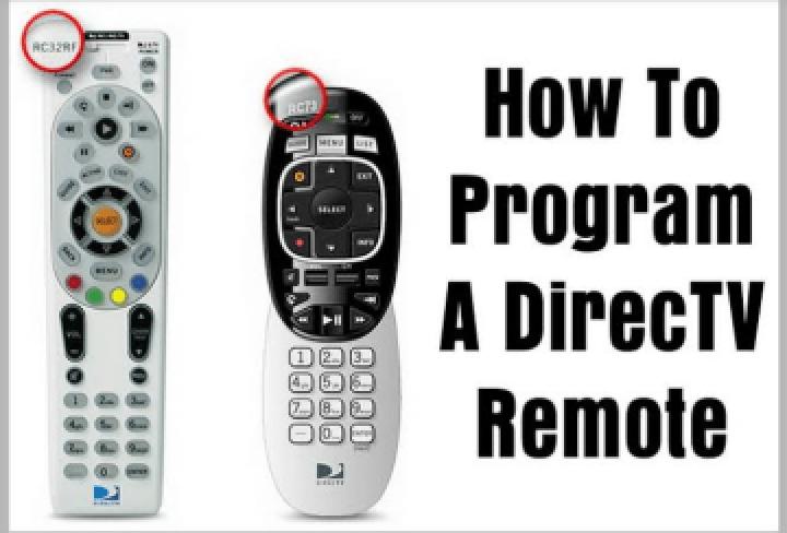 How to program directv remote
