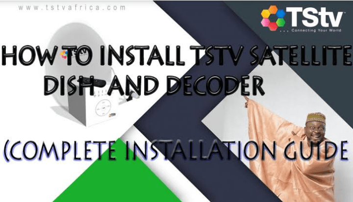 How to install TStv decoder