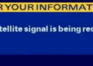 Sky box no signal