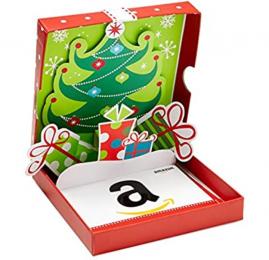 Stolen Amazon gift card