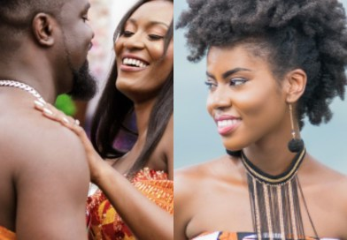 Sarkodie Refuses To Grind Mzvee During Music Video Shoot – [WATCH VIDEO]