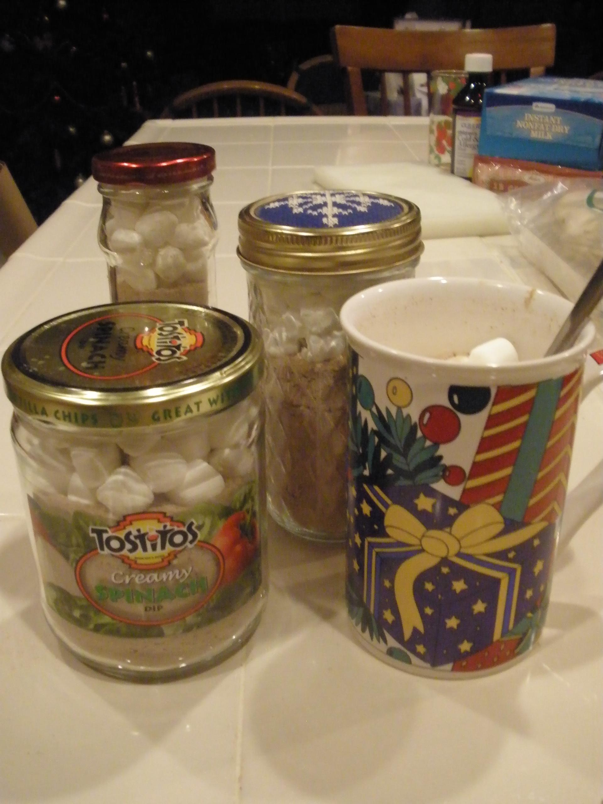 DIY Hot Chocolates