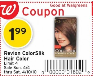 Clairol Nice Easy Root Touch Hair Color Product Coupon
