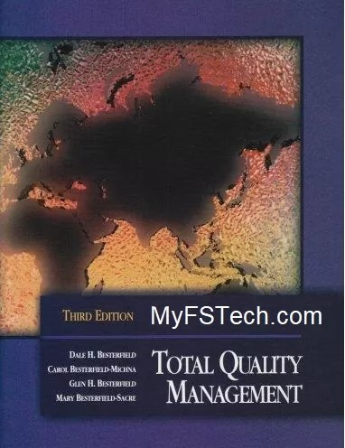 Besterfield Total Quality Management Pdf