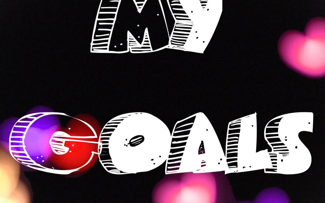 Brain Game #1: Let's Make Goals
