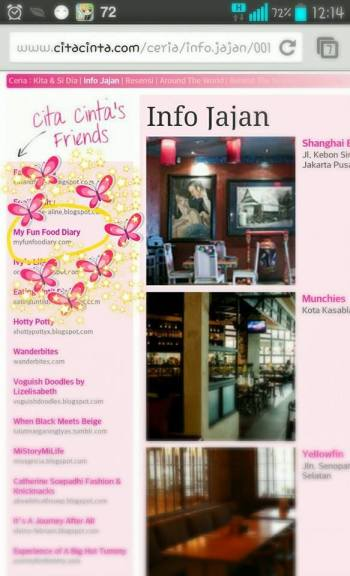 Featured on Cita Cinta e-Magazine