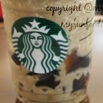 [NEW] Starbucks Epicentrum Walk : Hojicha +Tea Jelly Frappucino