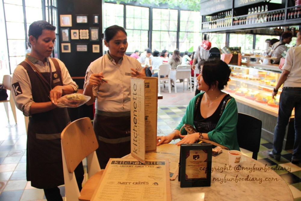 Kitchenette Central Park Mall : Good Food & Cozy Ambience (1/5)