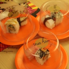 Shabu Slim Central Park Mall : Makan Puas All You Can Eat 1.5jam Value for Money!