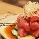 Best Fushion Sushi Roll at Poke Sushi Summarecon Mal Serpong
