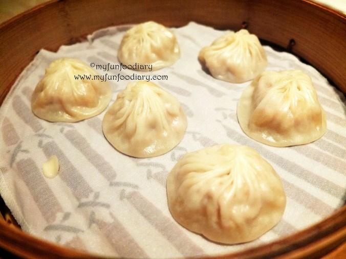 Xiao Long Bao Kepiting & Ayam