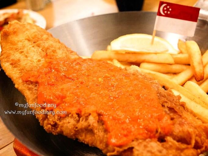 Singapore Fish & Chips