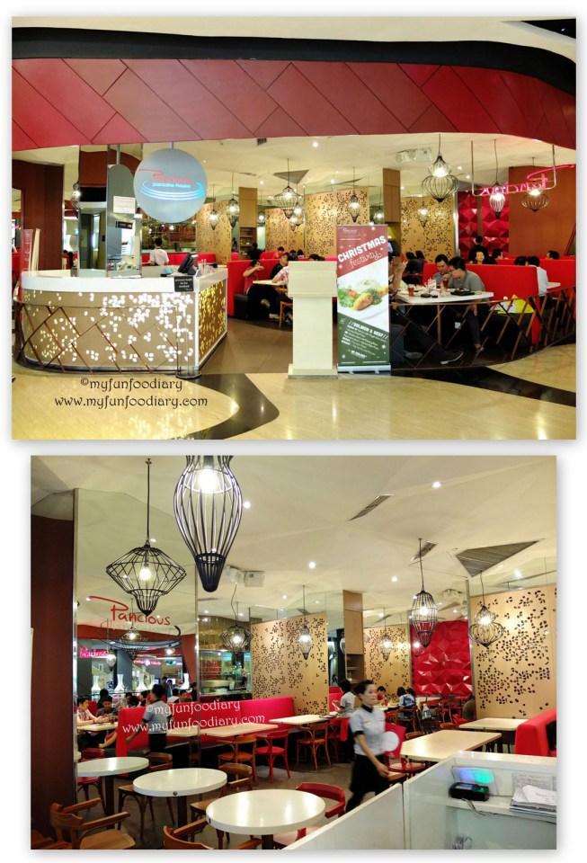 suasana di Pancious Pancake Plaza Indonesia