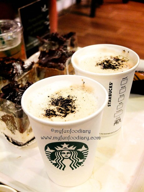 Asian Dolce Latte - Hot Version