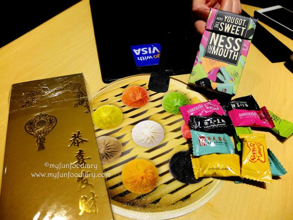 Small gift from Paradise Dynasty during Chinese New Year 2013