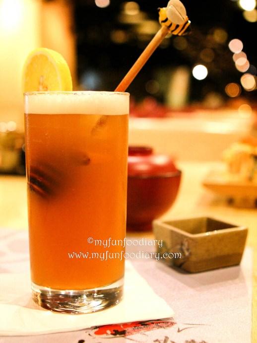 Ice Honey Lime
