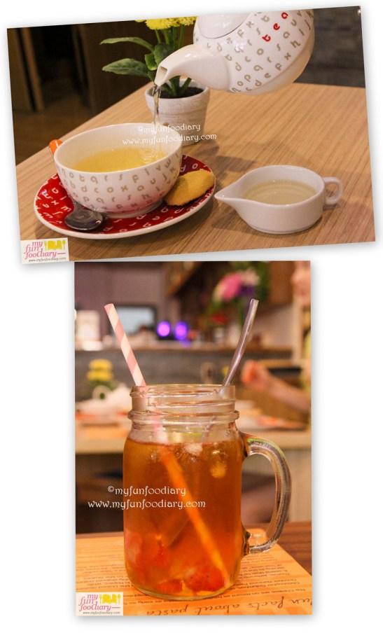 minuman di macaroni house