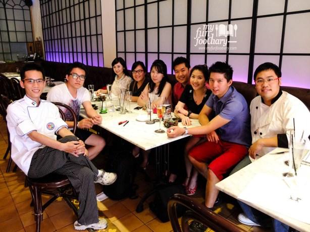 Foto Bersama Food Blogger lainnya