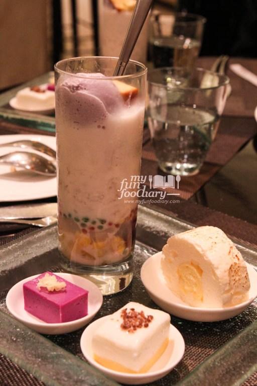 Dessert Plater