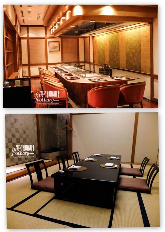 Suasana di Nishimura Restaurant