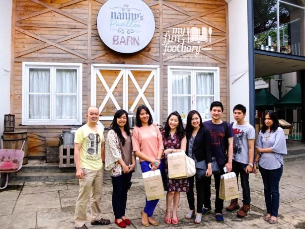 Foodies at the Barn Nannys