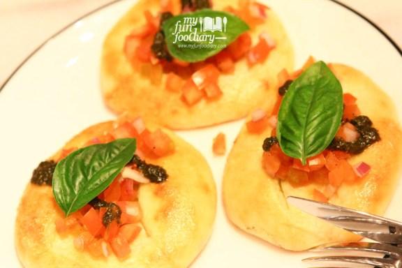 """Bruschetta Originale """"Pizza Express"""""""