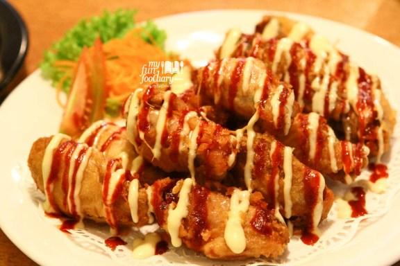 Ginseng Fried Chicken