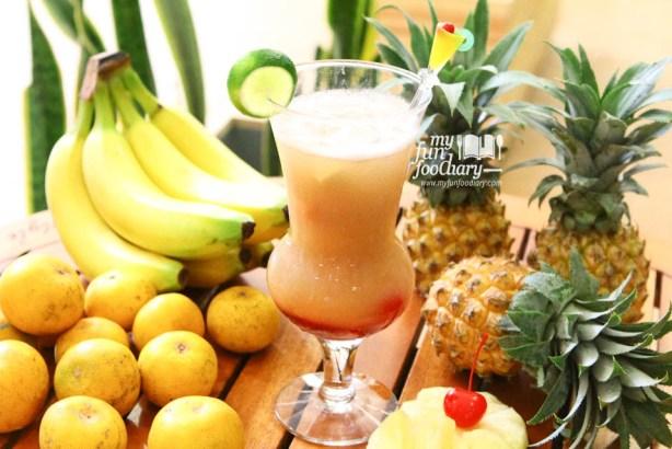 Maui Fruit Punch - my photo creation