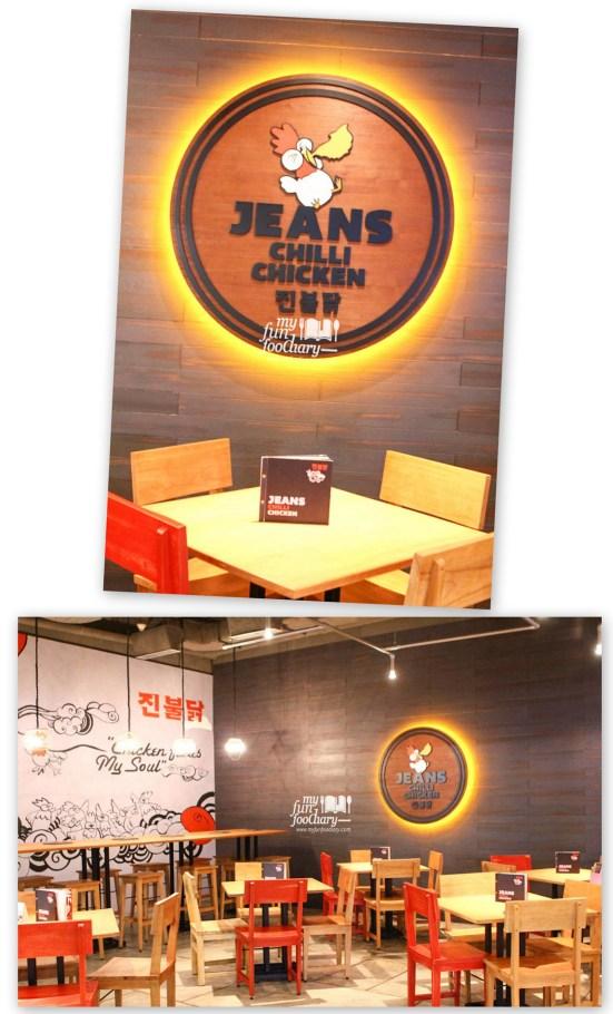 Suasana di Jeans Chilli Chicken
