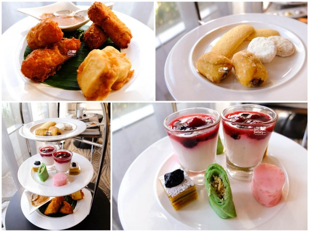 Indonesian High Tea