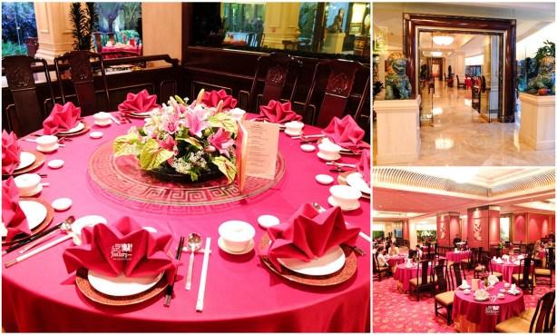 Suasana di Shang Palace - 1