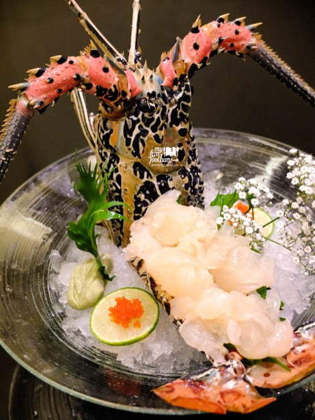 Fresh Lobster Sashimi