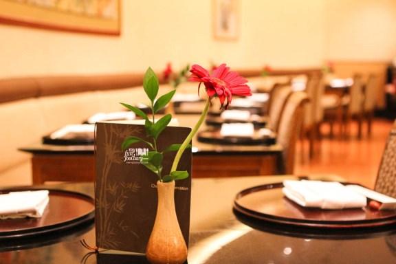 Cozy Ambience Nishimura Restaurant