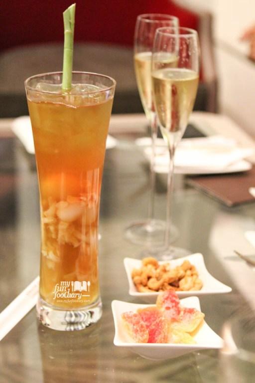 Iced Lychee Tea